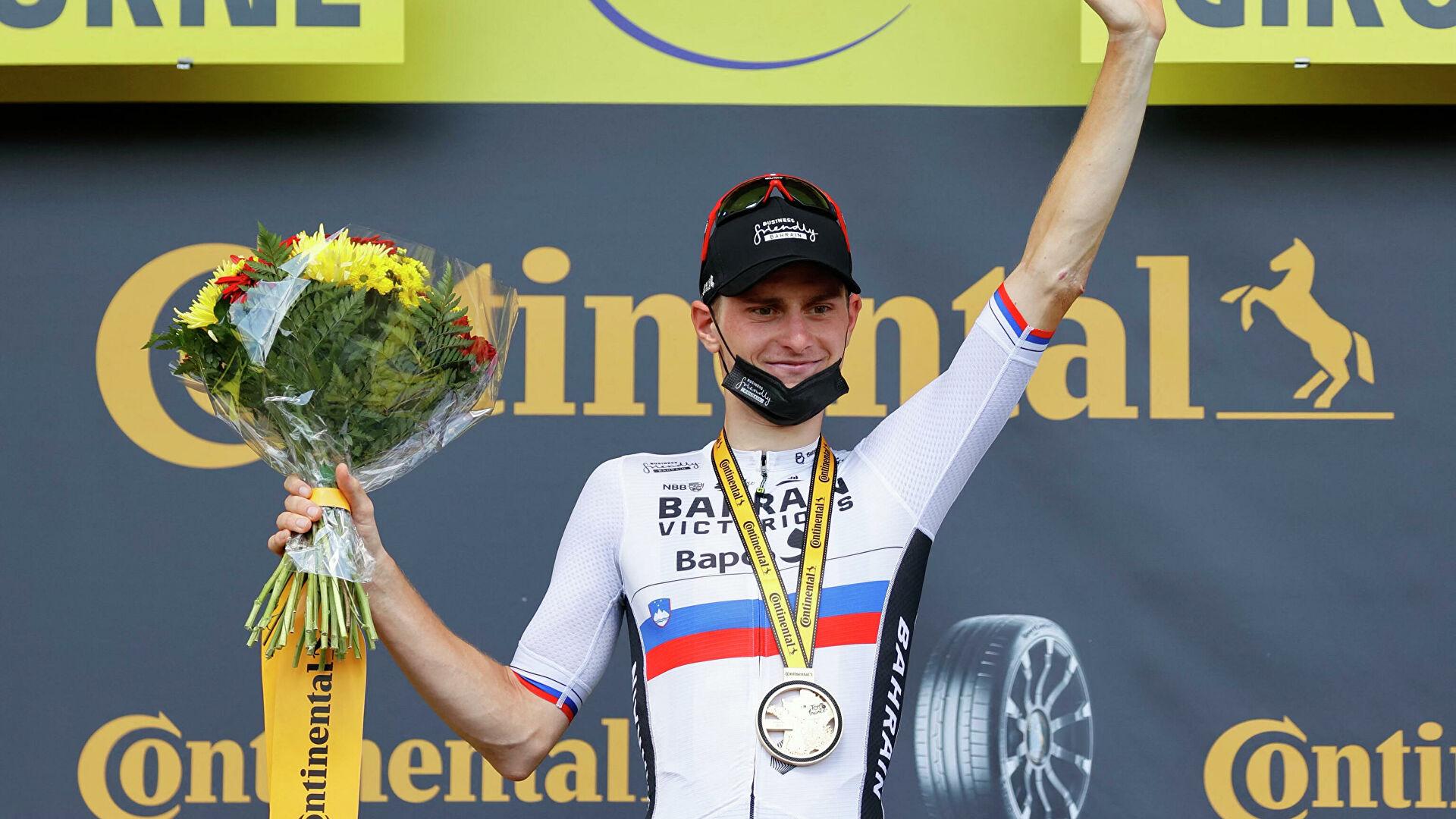 Мохорич сделал дубль на нынешнем Тур де Франс