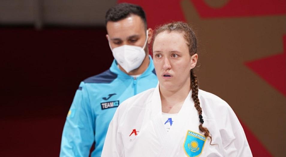 Токио-2020: Берульцева принесла Казахстану вторую бронзу в карате