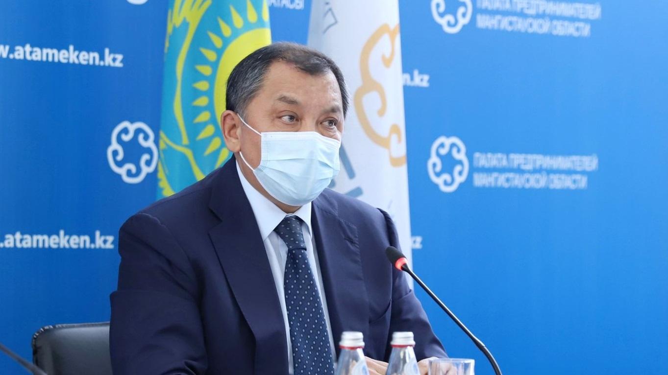 Нурлан Ногаев: Актуальные вопросы региона должны решаться системно