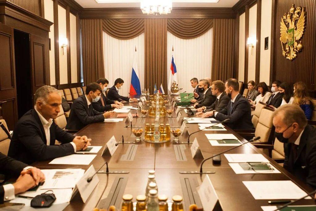 Россия и Казахстан ведут диалог по финансовым вопросам