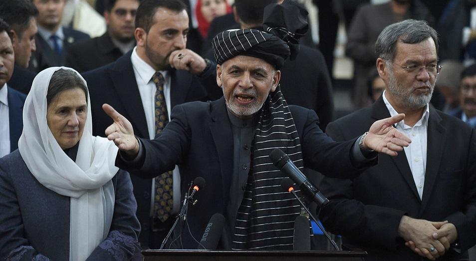 Талибы настаивают на отставке действующего президента Афганистана