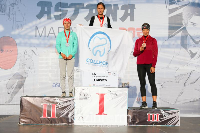 В Нур-Султане определили имена победителей Astana Marathon 2021