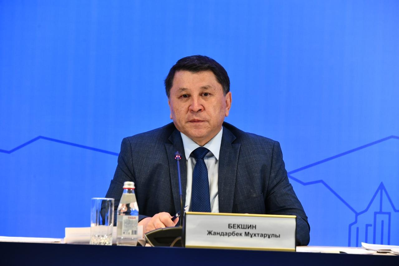 Бекшин: Эпидемиологическая ситуация по КВИ в городе Алматы резко ухудшилась