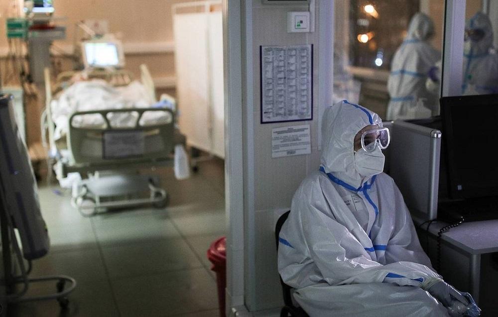 За прошедшие сутки зарегистрировано 2901 новый случай заболевания КВИ