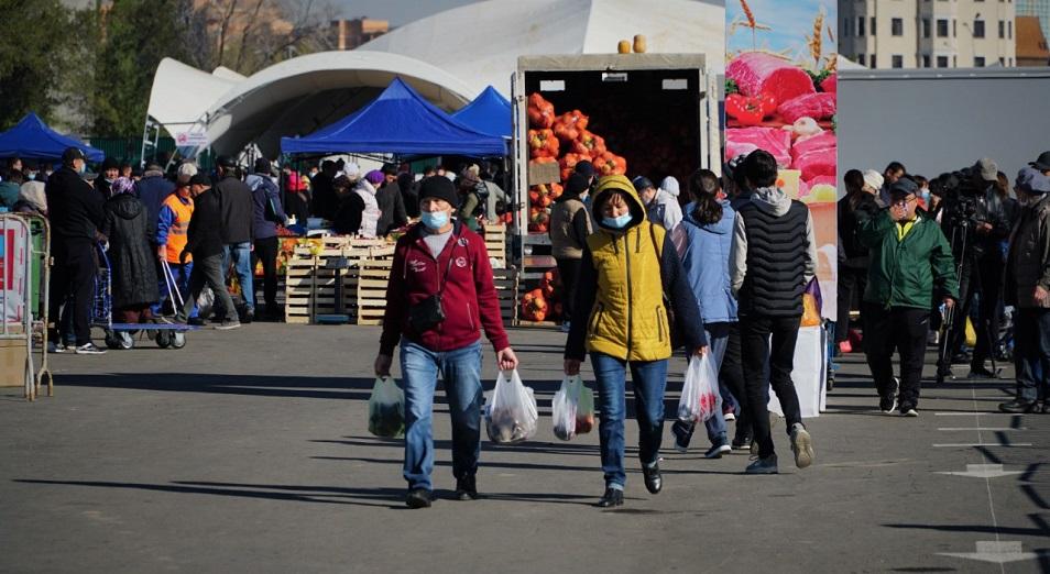 Высокий спрос на овощи прогнозируют в октябре