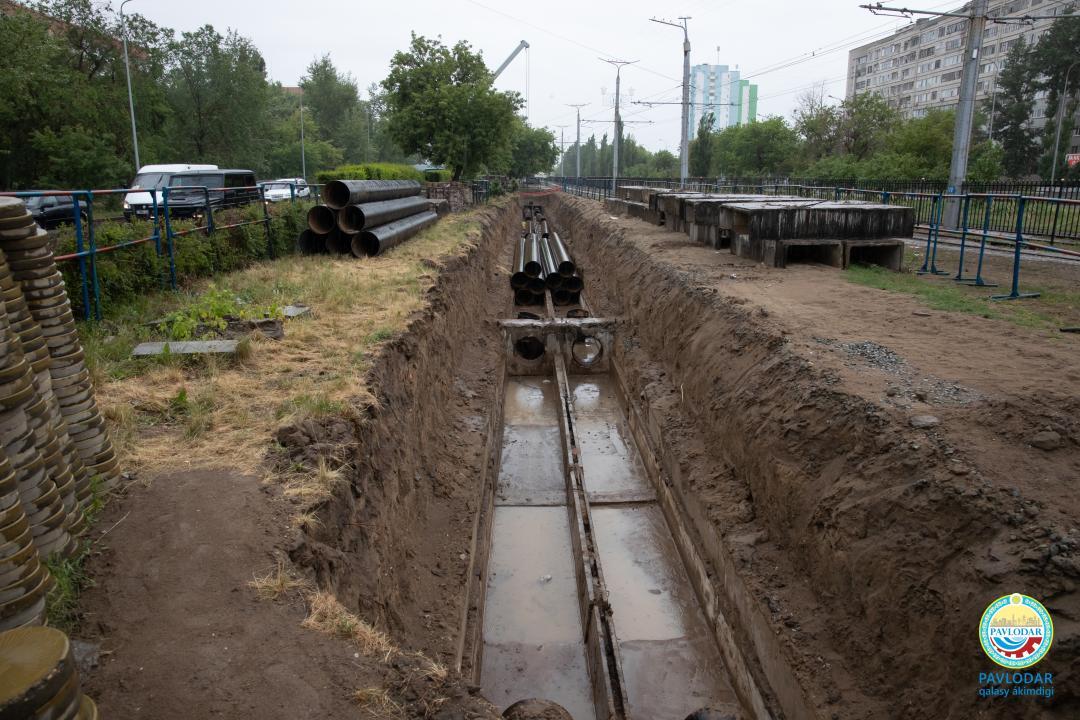 Павлодар қаласында 922 көпқабатты тұрғын үйге әлі жылу берілген жоқ