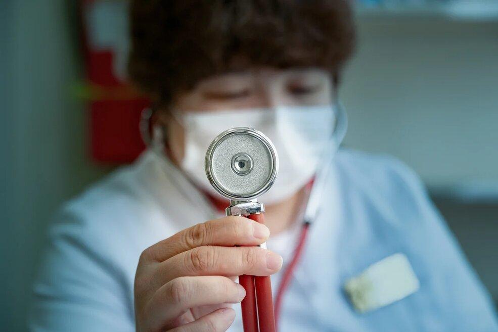 Количество бессимптомных больных КВИ растет в Костанайской области