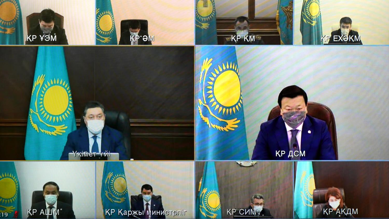 Свыше 8 млн казахстанцев получили первый компонент вакцины против коронавируса