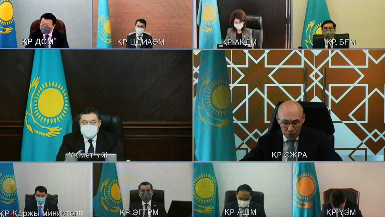 В Казахстане утверждены национальные проекты развития