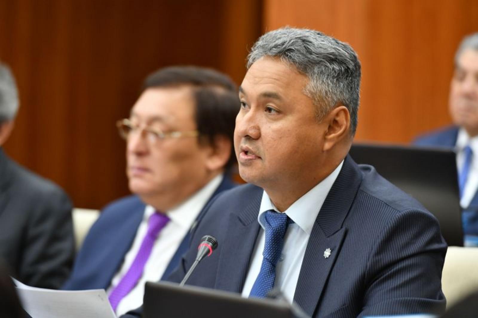 Перуашев поднял вопросы конкуренции в соглашении правительства и Сбербанка