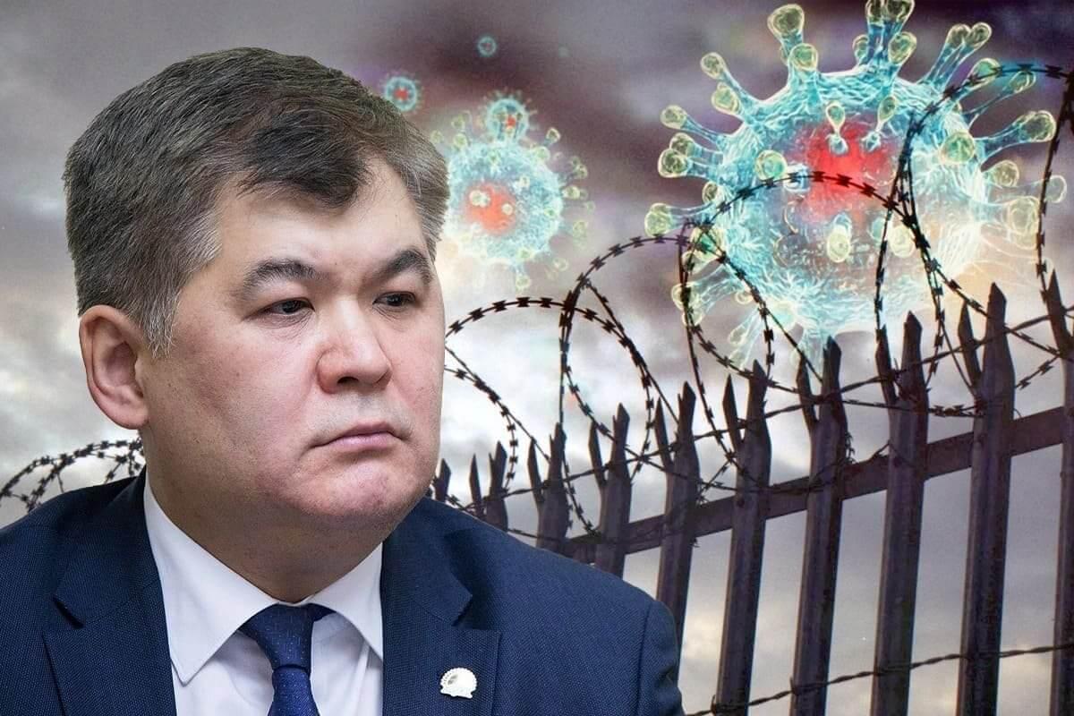Биртанов вернулся в Facebook и принимает поздравления с днем рождения