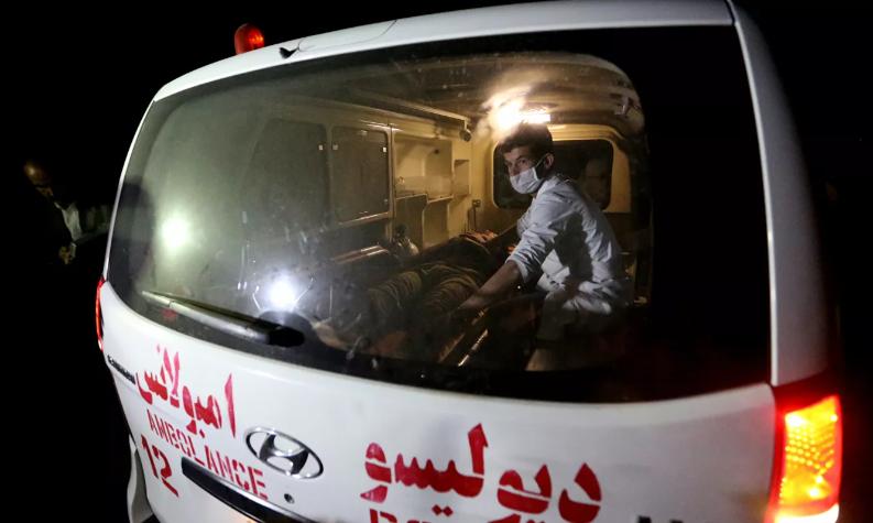 Взрыв произошел в религиозной школе в Афганистане, есть погибшие