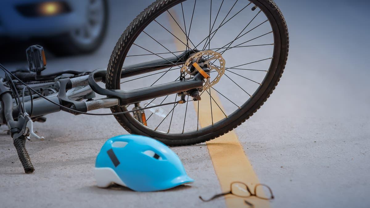 В страшном ДТП на трассе в СКО погибла 12-летняя велосипедистка
