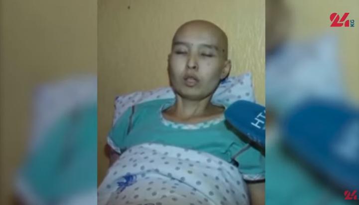 Мечта не сбылась: кыргызстанке не удалось попрощаться с живущей в Казахстане дочкой