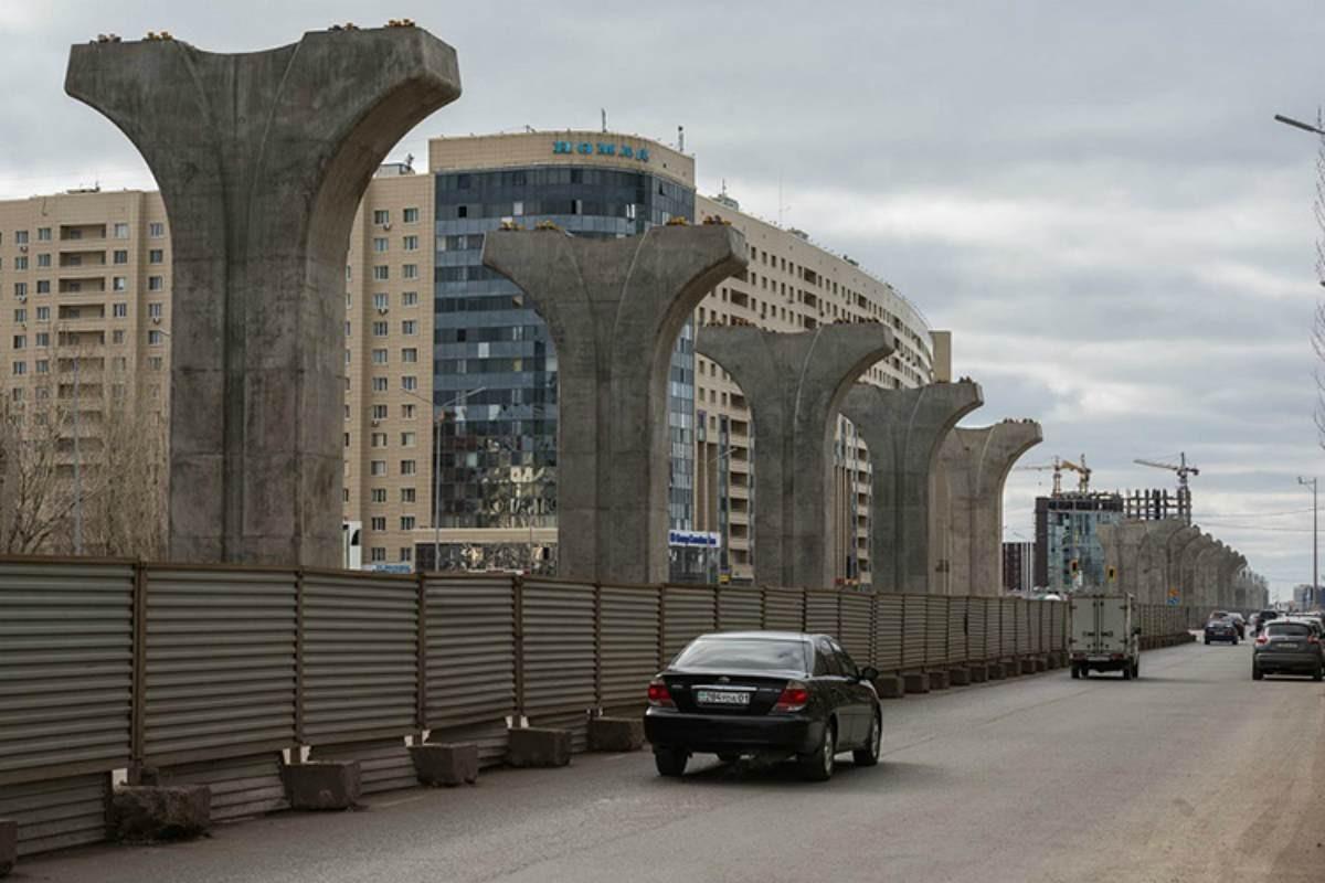 """Нашелся банк, желающий """"достроить"""" ЛРТ в Нур-Султане"""