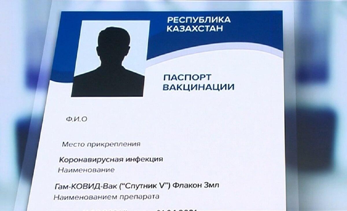 За 15 тысяч подделывали паспорта вакцинации в селе Жамбылской области