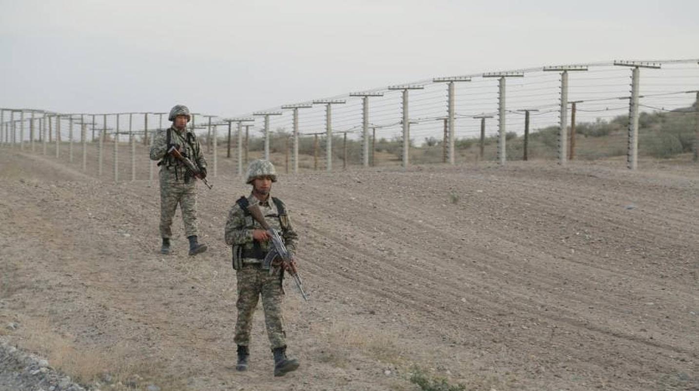 Узбекский пограничник погиб при перестрелке с наркобароном из Афганистана