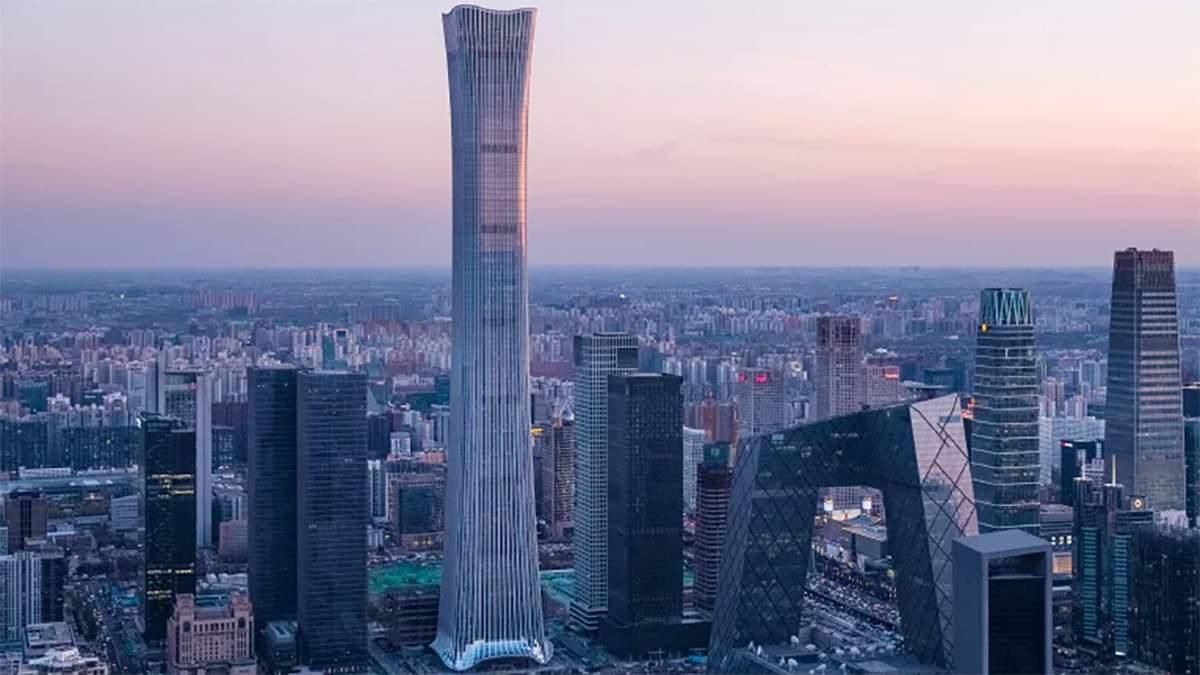 Решение по строительству небоскребов приняли в Китае