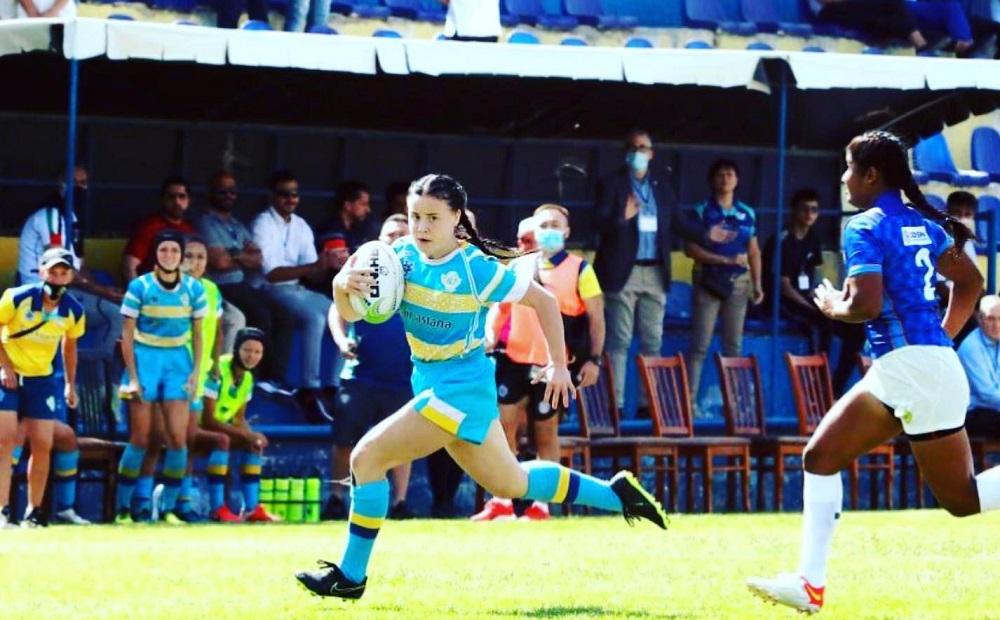 Как казахстанцы выступили на чемпионате Азии U-18