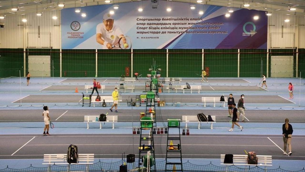 В Караганде впервые пройдет международный турнир по большому теннису