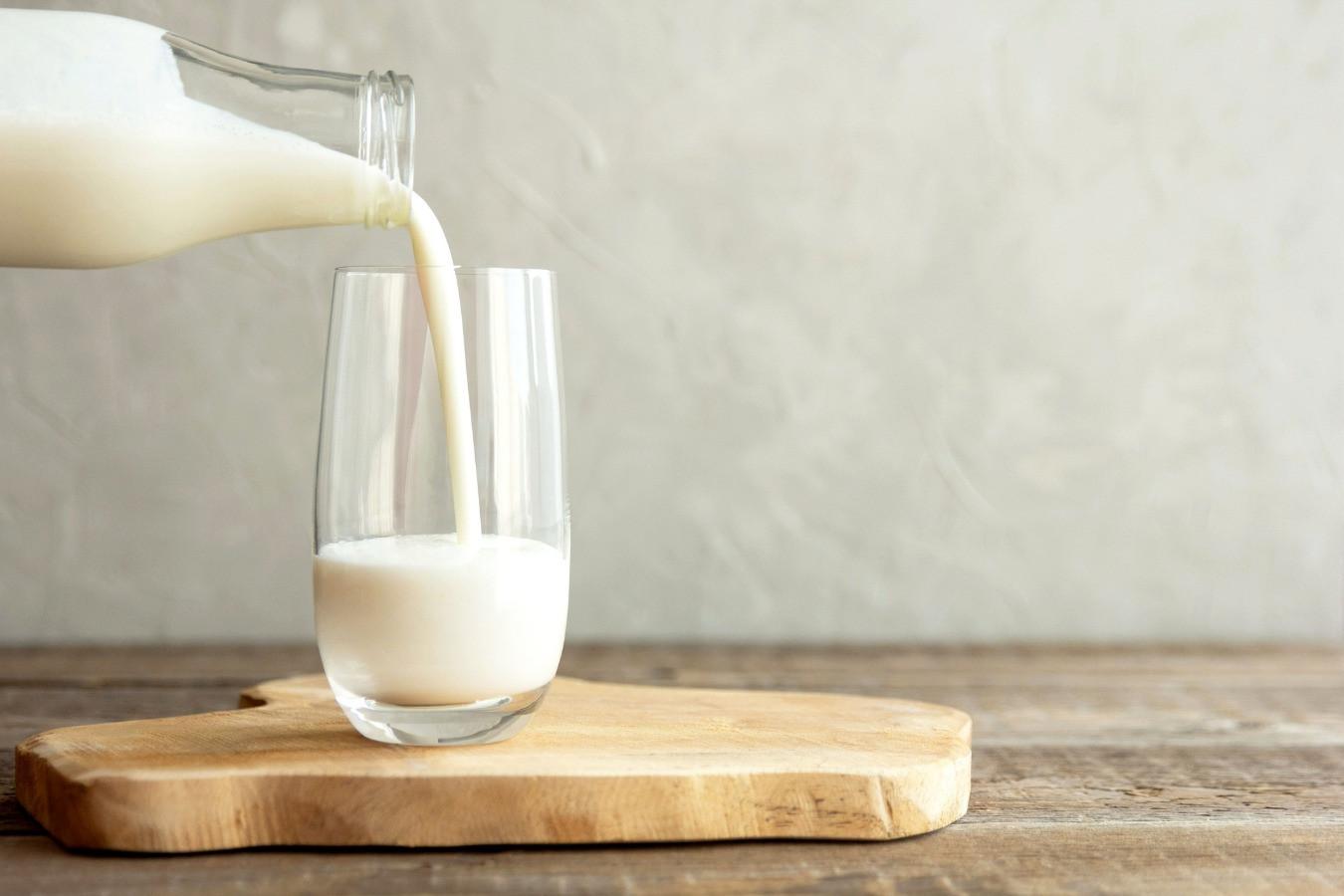 Молоко может быть опасно для красоты