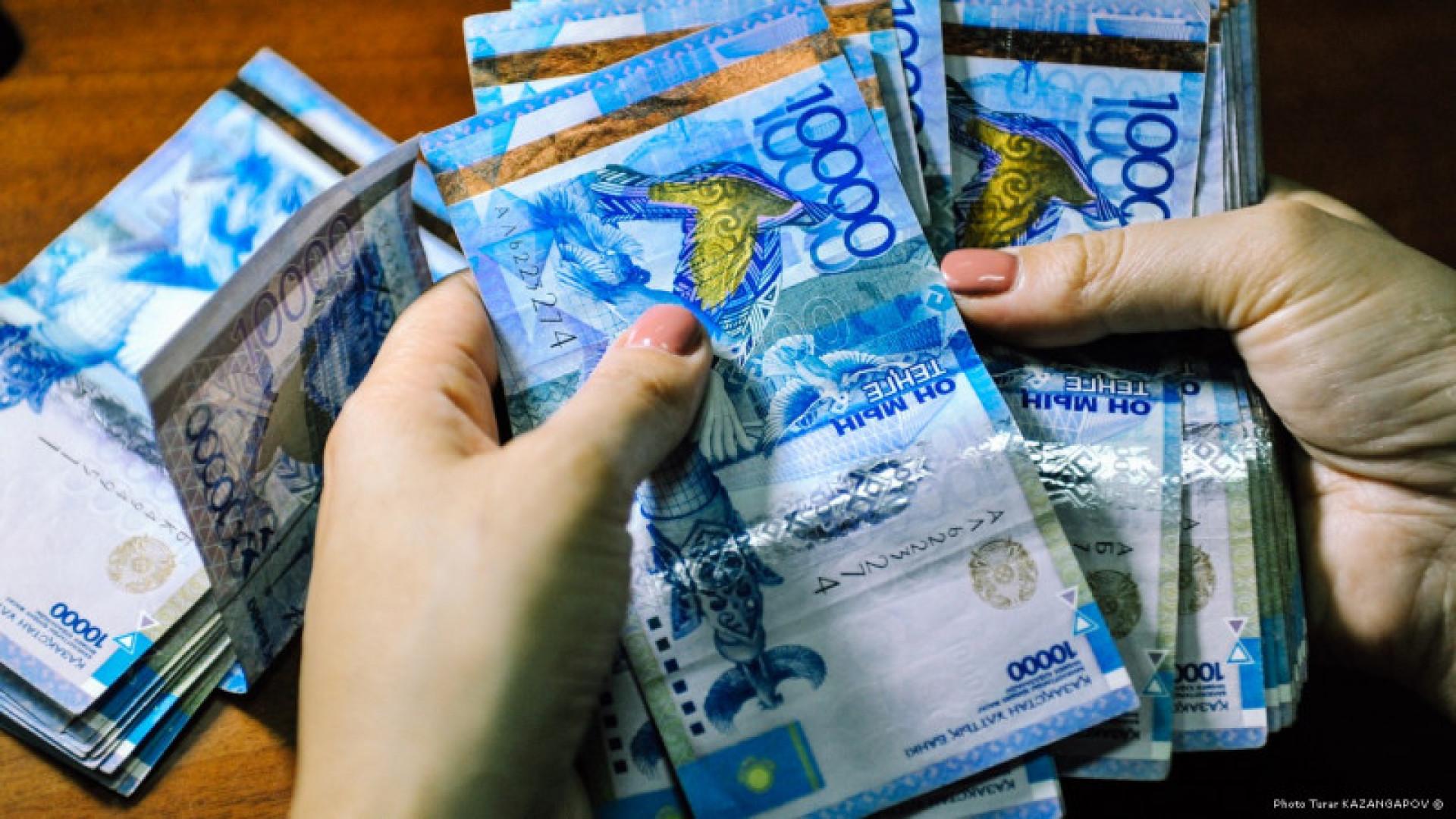 Обнальщики из ВКО лишили государство 10 млрд тенге