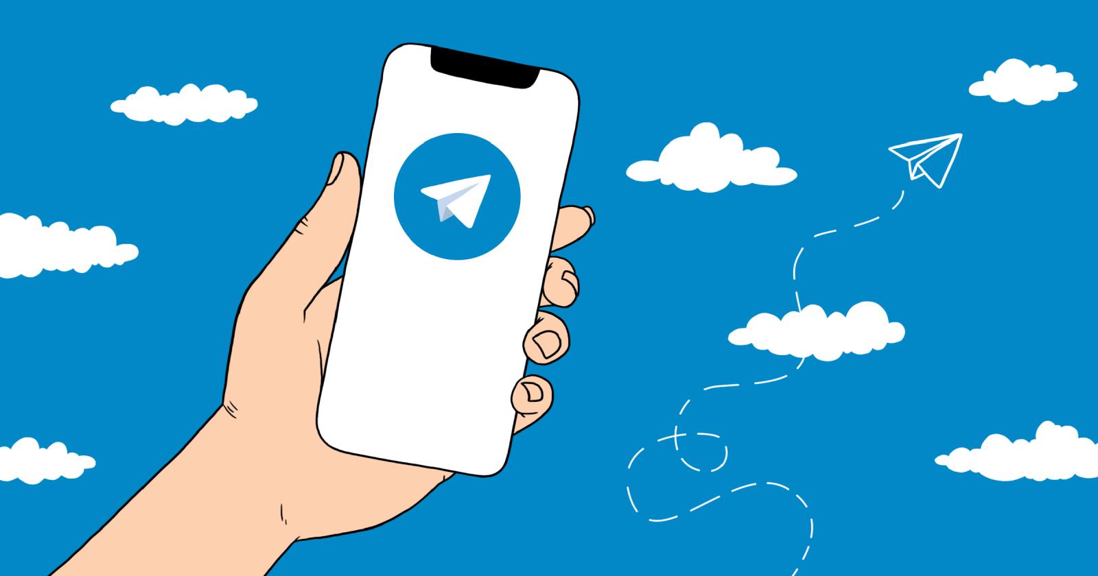 В Telegram произошел массовый сбой