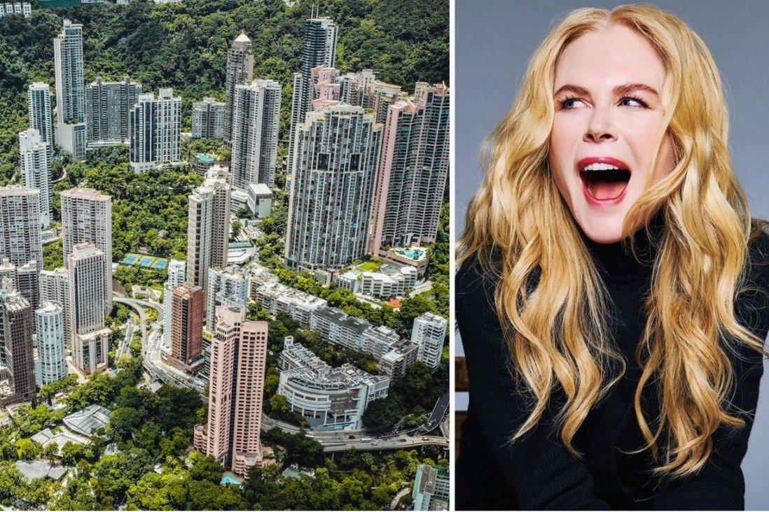 Привилегии для Николь Кидман разозлили жителей Гонконга