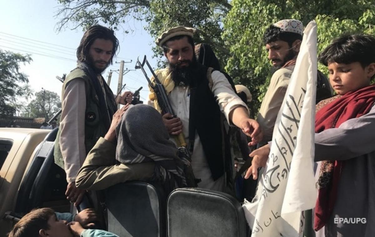 Первые расстрелы. Талибы открыли огонь по жителям Афганистана