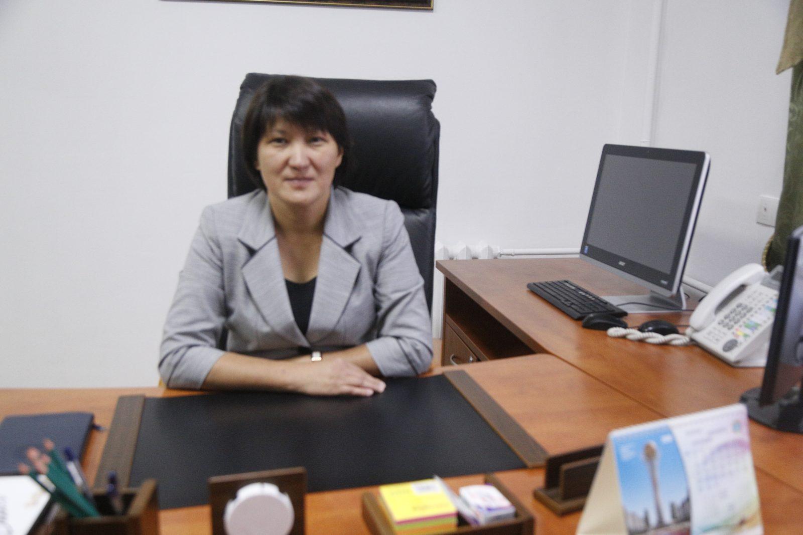 Замакима Талдыкоргана ответила за коррумпированных подчиненных