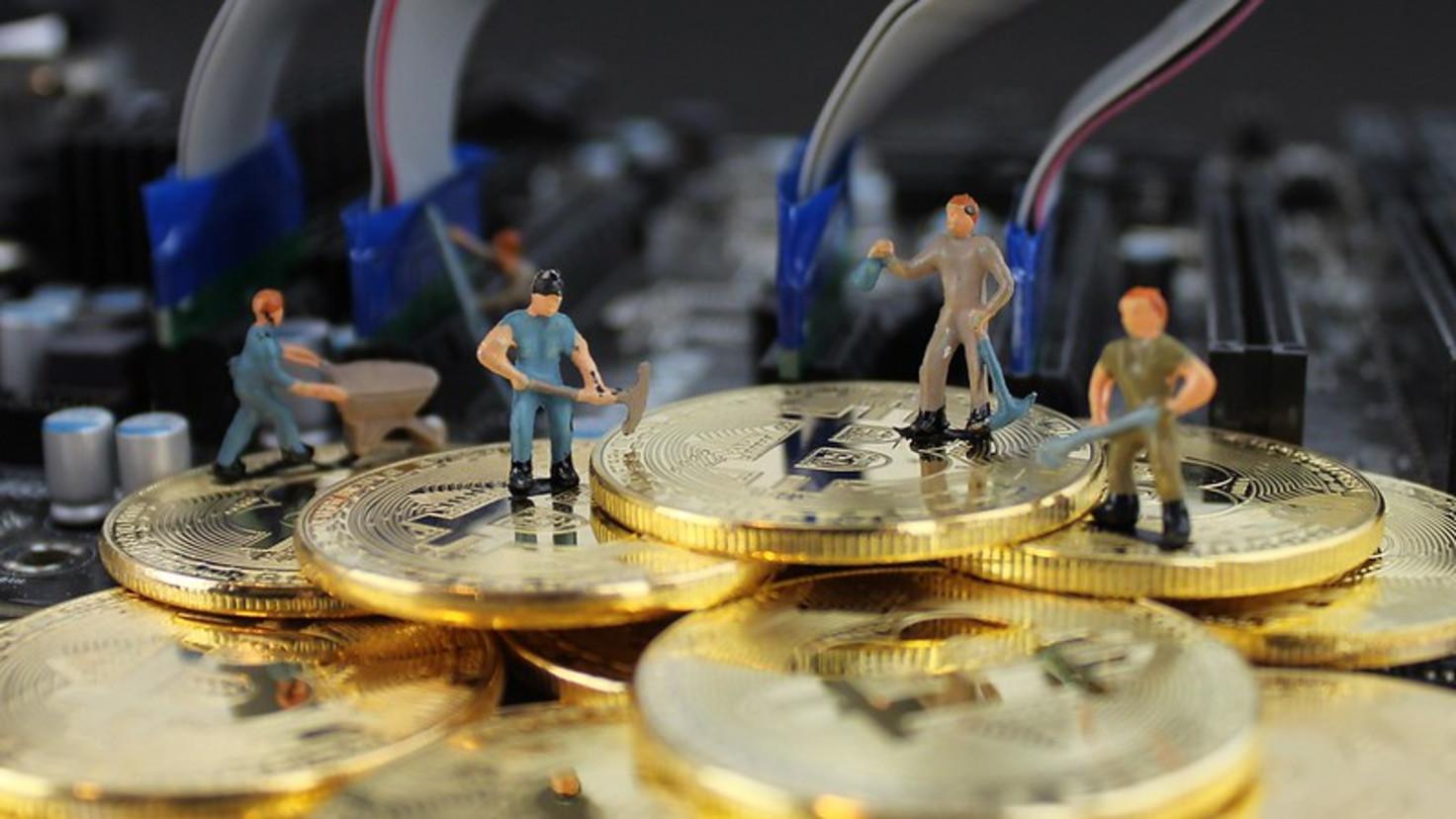 Казахстан вышел на второе место в мире по майнингу криптовалюты