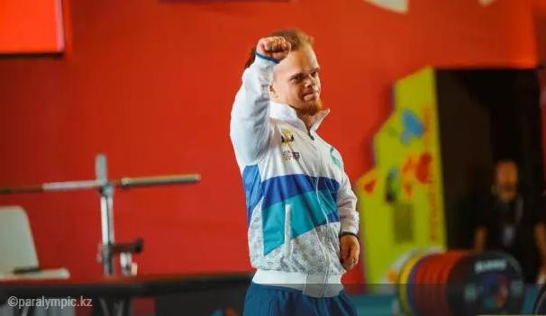 Токио паралимпиадасында қазақстандық спортшы алтын медаль иеленді