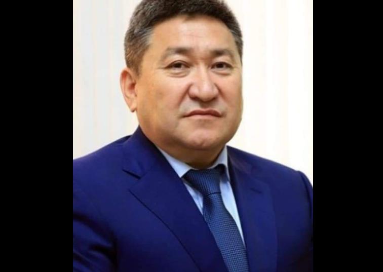 Умер заместитель акима Жамбылской области