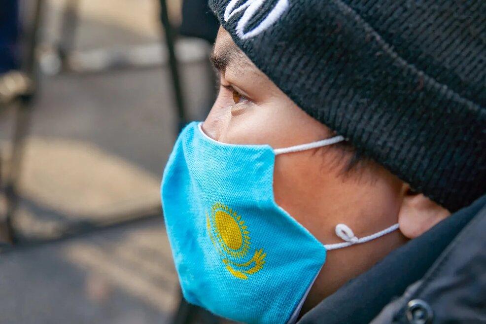 Казахстан вошел в топ стран по числу ежедневных заражений коронавирусом