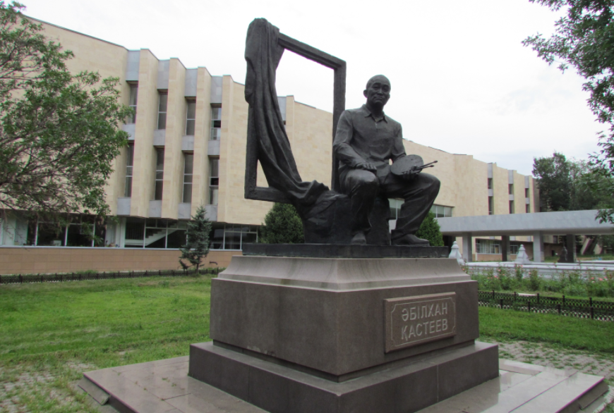 В Алматы музей мешал жить жителям высотки – его оштрафовали