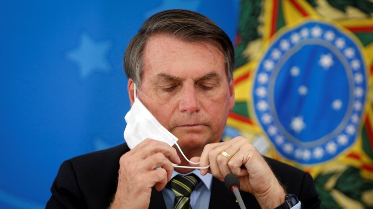 Президента Бразилии могут обвинить в массовых убийствах людей