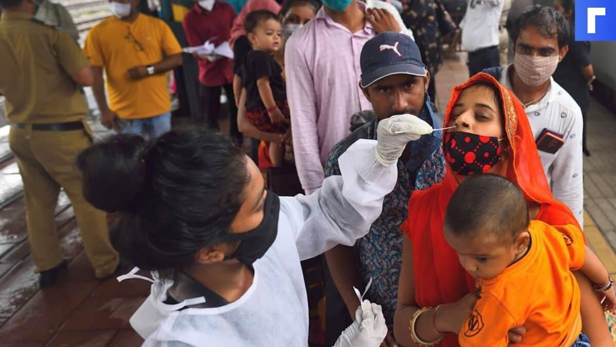 Вспышка смертоносного вируса зарегистрирована в Индии