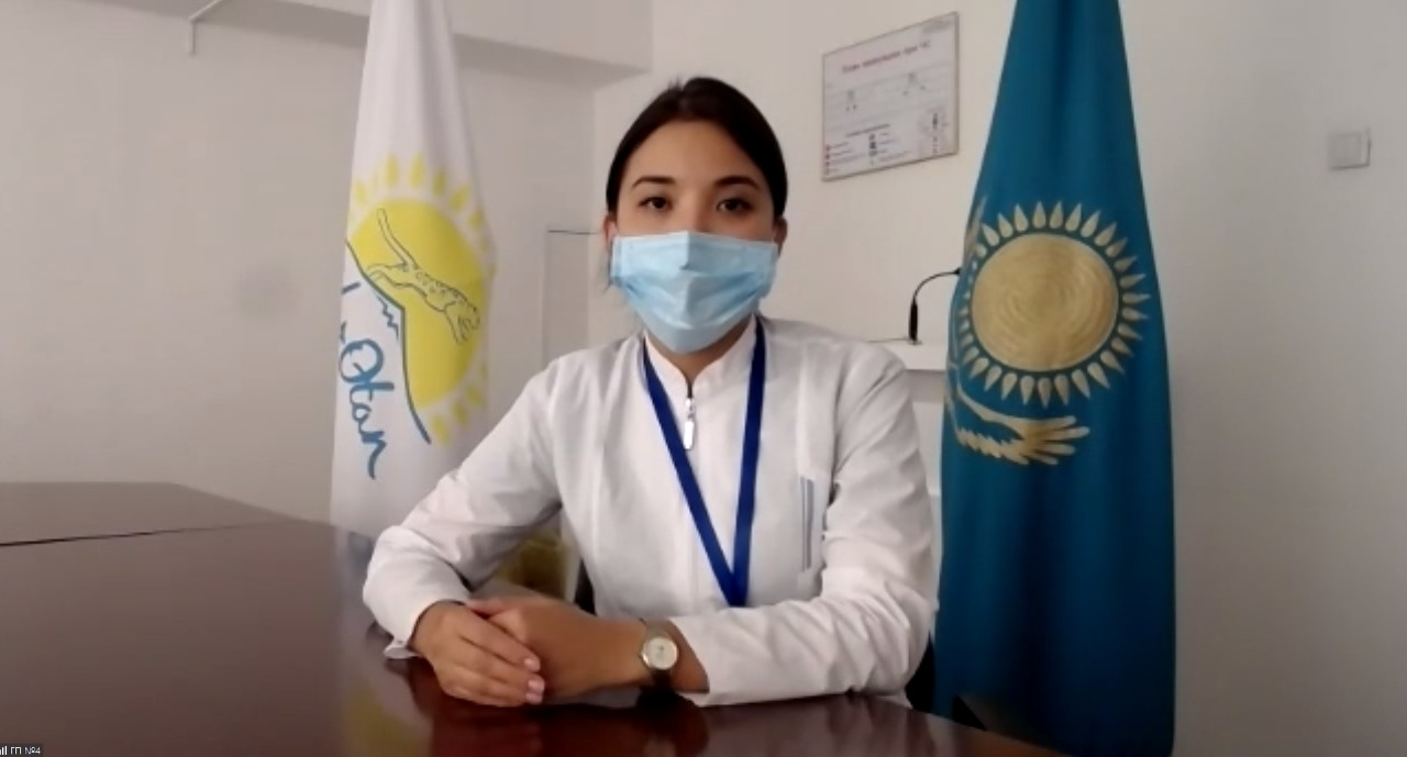 О восстановлении после коронавируса рассказала врач из Алматы