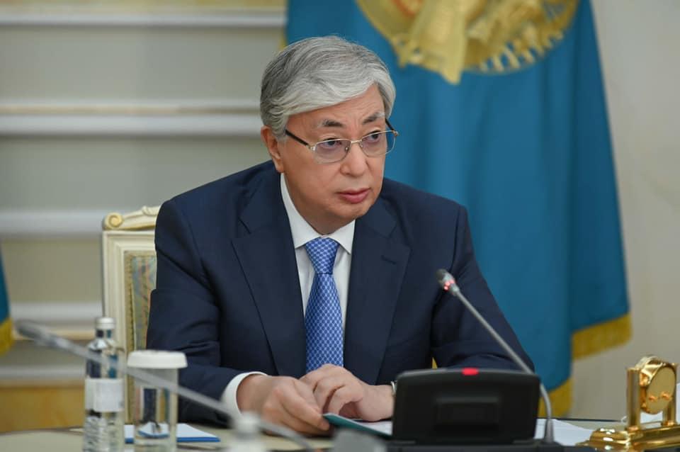 Президент Казахстана поздравил спасателей