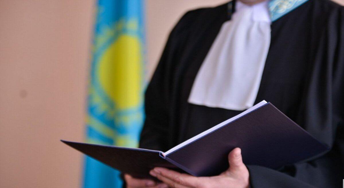 Алматинского судью обвинили в плагиате