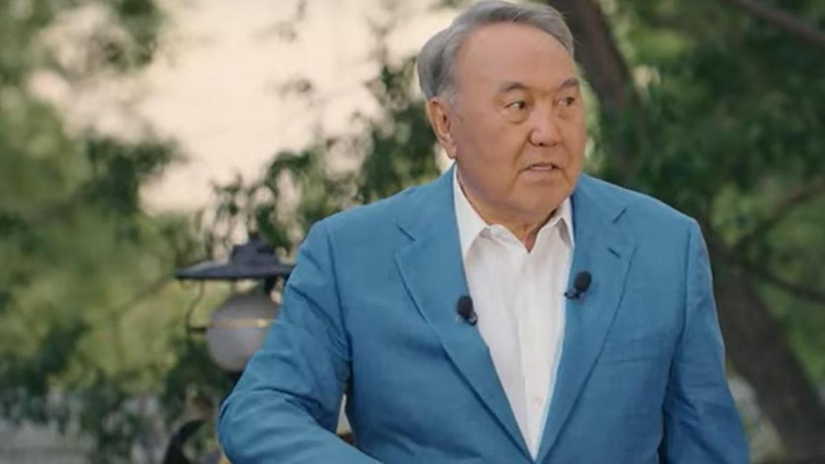 Сенсационное признание Нурсултана Назарбаева