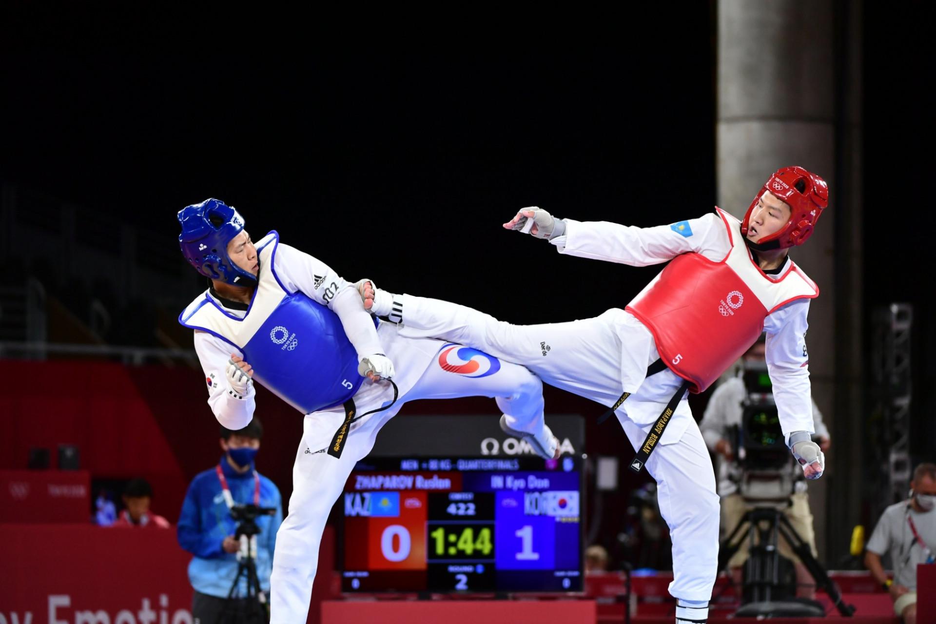 Токио-2020: Руслан Жапаров уступил во втором круге турнира