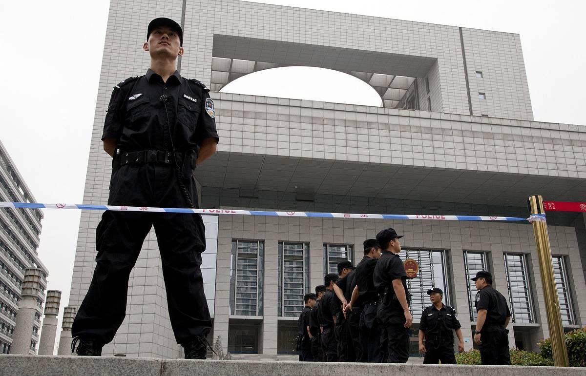 К смертной казни приговорили в Китае экс-главу банка за выдачу незаконных кредитов