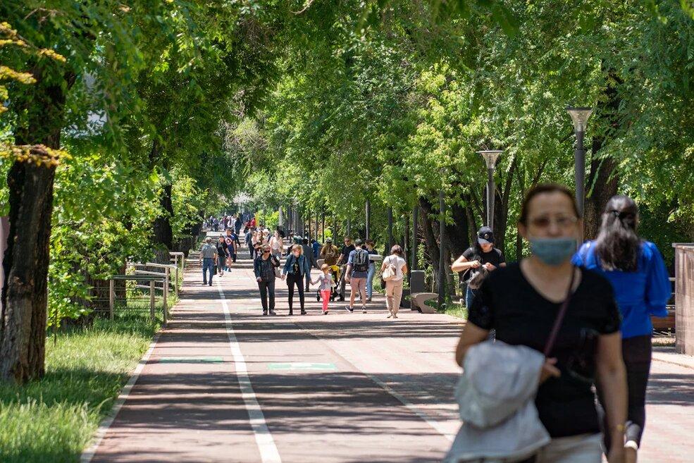 Митинг в Алматы: сколько людей задержали?