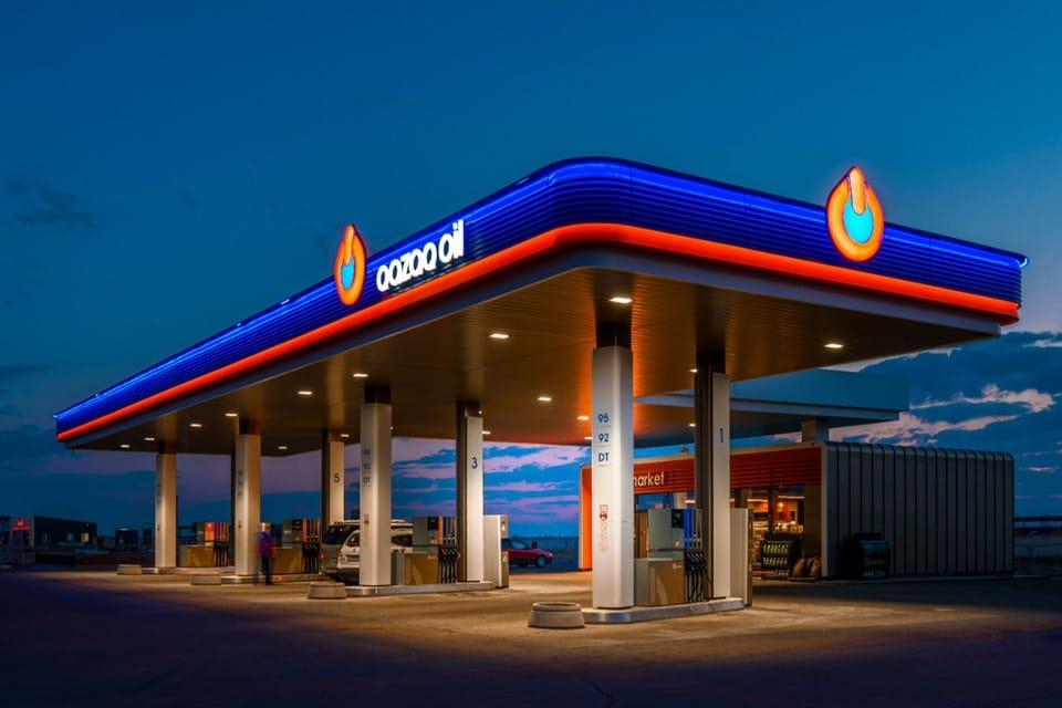 PetroRetail открыла 100 автозаправочных комплексов под брендом Qazaq Oil