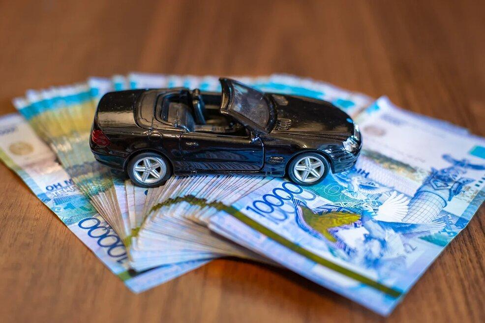 Костанайцы могут лишиться транспорта за неуплату налогов