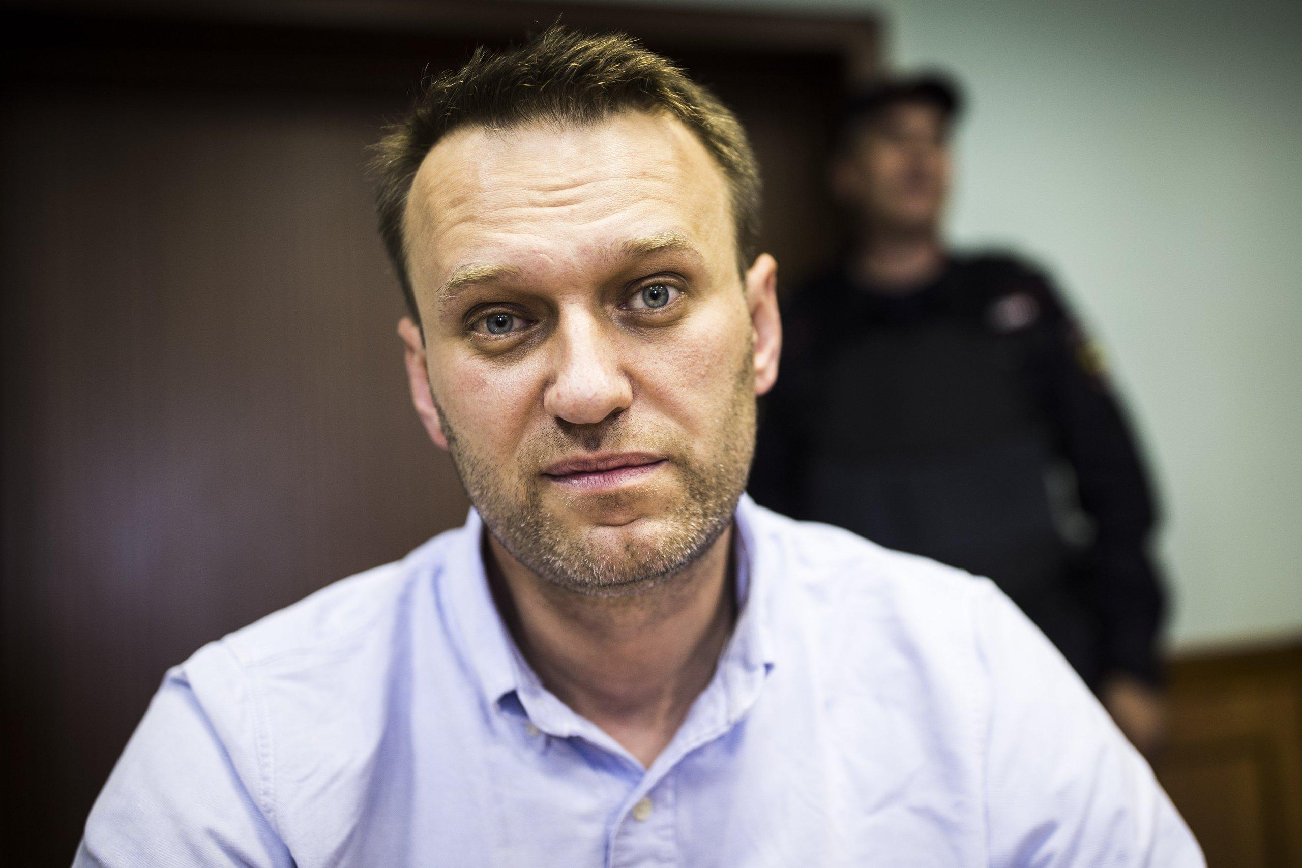 """Расследование отравления Навального получило премию """"Эмми"""""""
