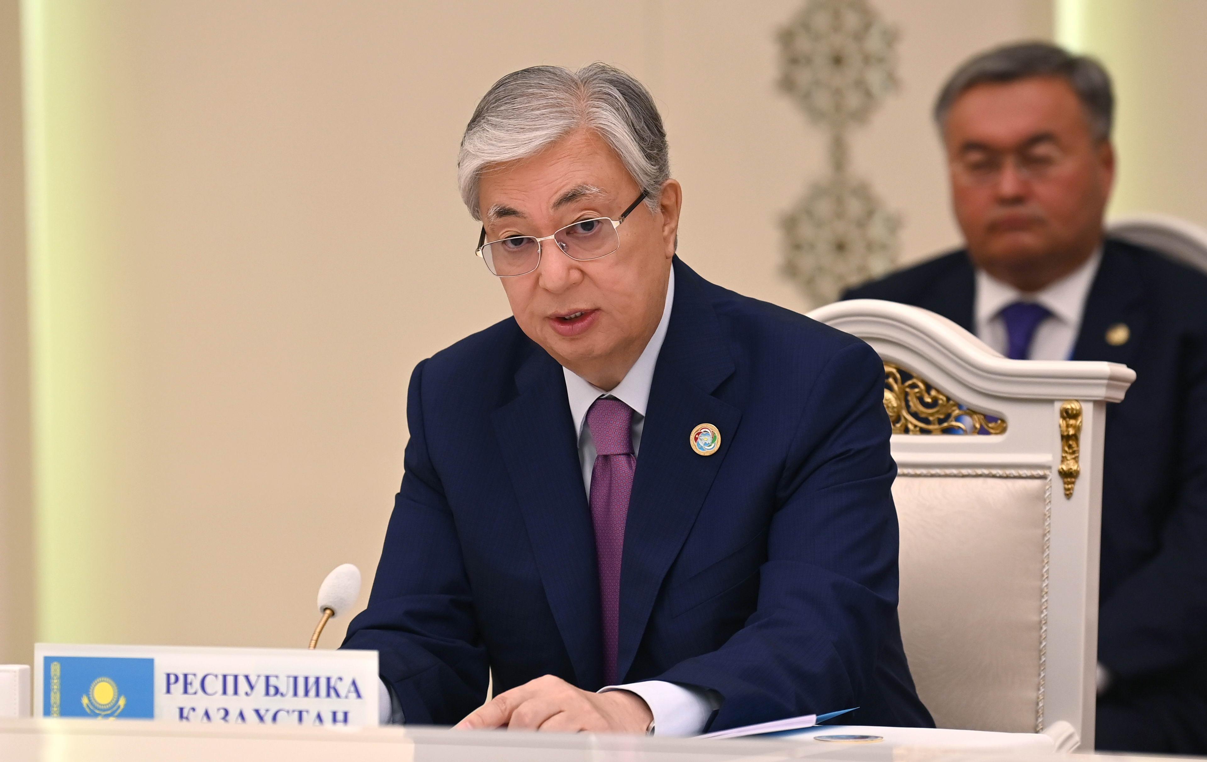 Токаев предложил ускорить взаимное признание паспортов вакцинации в СНГ