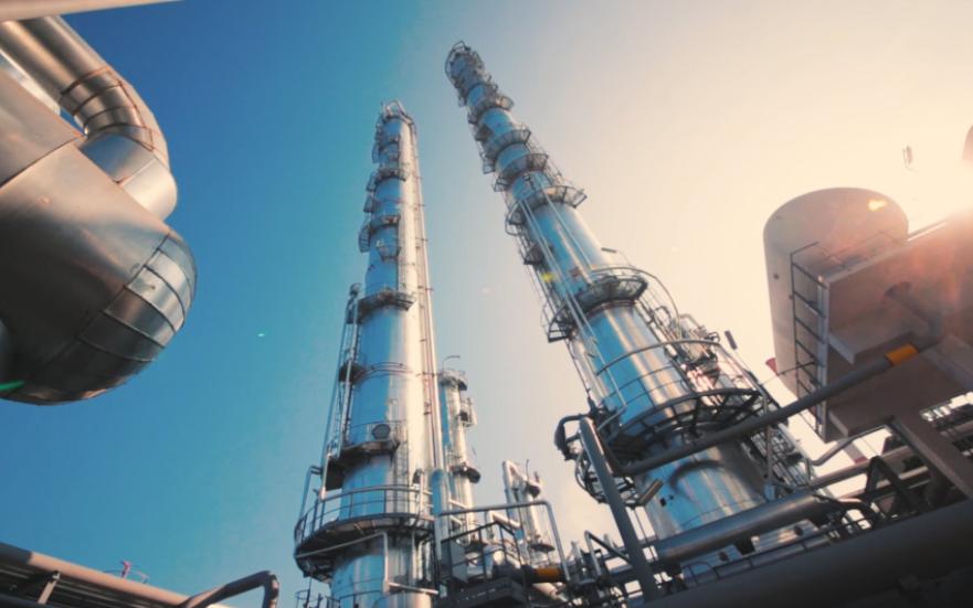 На сколько увеличилось промышленное производство в Казахстане