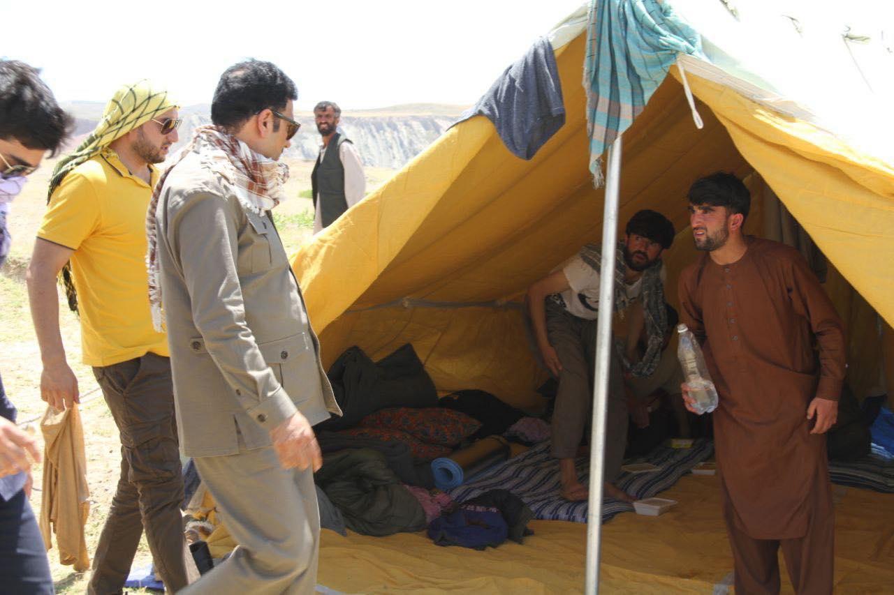 Таджикистан не может принять всех афганских беженцев